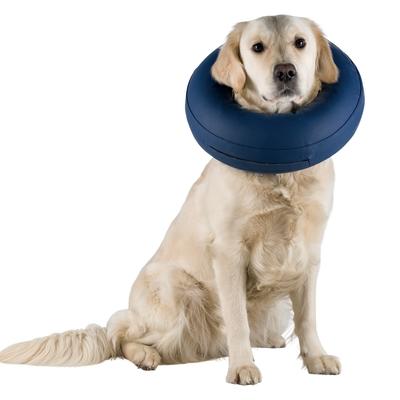 Trixie Schutzkragen für Hunde aufblasbar