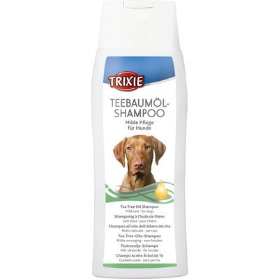 TRIXIE Teebaumöl Hundeshampoo