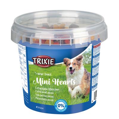 Trixie Trainersnack für Hunde Mini Hearts