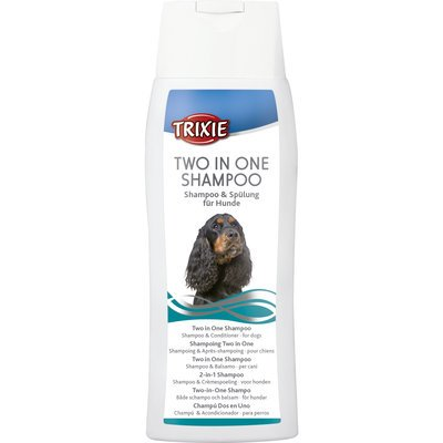 TRIXIE Two in One Hundeshampoo