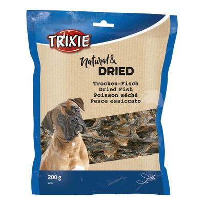 TRIXIE Trockenfisch-Sprotten für Hunde