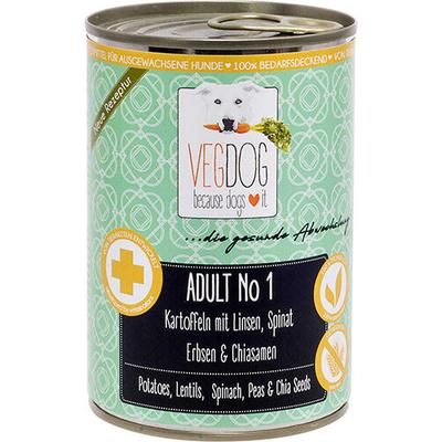 VEGDOG Adult No. 1 veganes Hundefutter