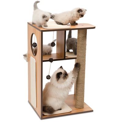 Vesper V-Box Large Katzen Spielmöbel
