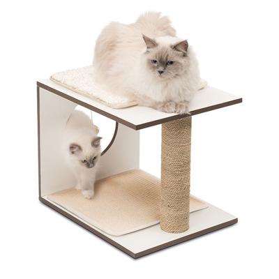 Vesper V-Stool modularer Katzenspielplatz