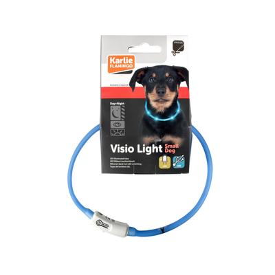 Karlie Visio light LED Leuchtschlauch für kleine Hunde