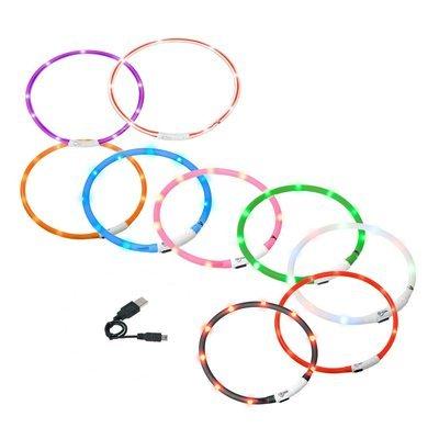 Visio Light Leuchthalsband für Hunde