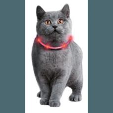 Karlie Visio Light Leuchthalsband für Katzen und kleine Hunde Preview Image