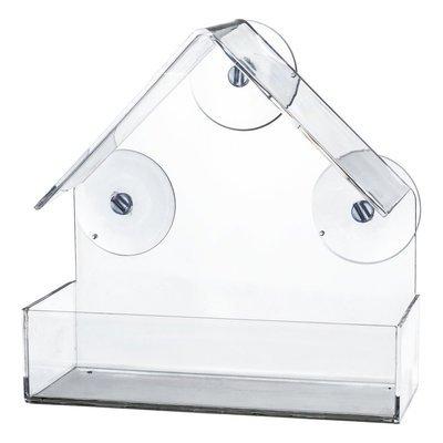 Trixie Vogelfutterhaus für Fensterscheibe