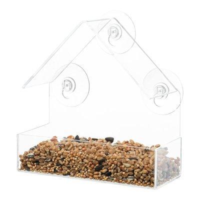 TRIXIE Vogelfutterhaus für Fensterscheibe Preview Image