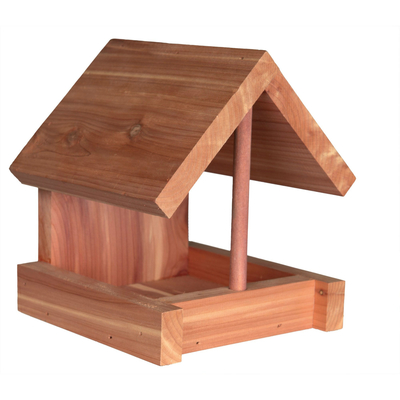 Trixie Vogelhaus Wandmontage Zedernholz