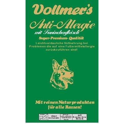 Vollmers Anti Allergie Mini mit Kaninchen