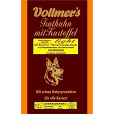 Vollmers Truthahn mit Kartoffel light Hundefutter, 15kg