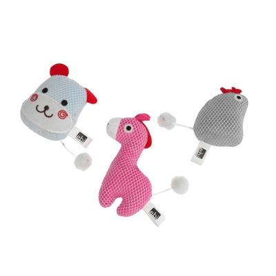 Wanna Play Katzenspielzeug Animal, mit Catnip