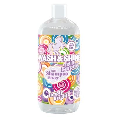 MagicBrush Wash&Shine Pferde Shampoo von MagicBrush