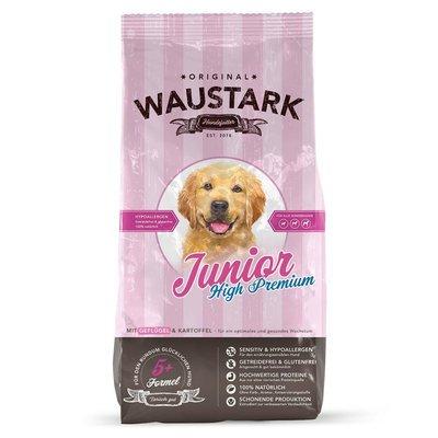 Waustark Junior High Premium Hundefutter
