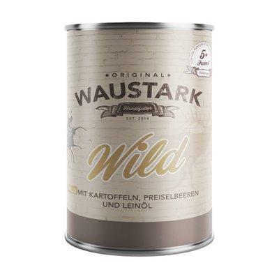 Waustark Premium Hunde Nassfutter