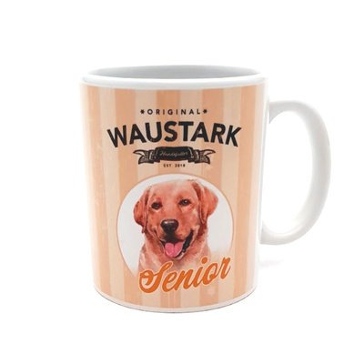 WAUSTARK Retro Kaffeebecher