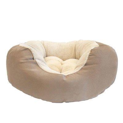 wauweich Komfortbett mit hohem Rand