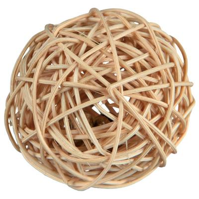 TRIXIE Weiden-Ball mit Schelle