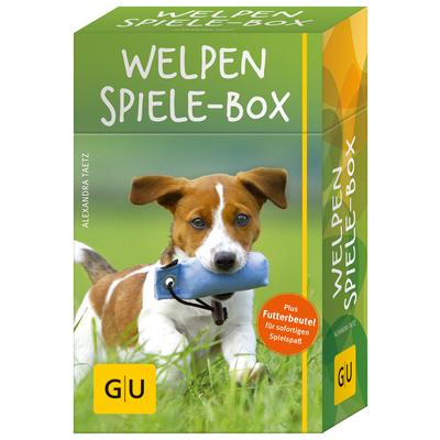 GU Verlag Welpen Spiele-Box
