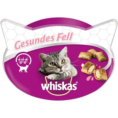 Whiskas Katzen Snack Gesundes Fell Preview Image