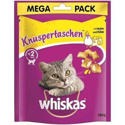 Whiskas Katzen Snack Knuspertaschen Preview Image