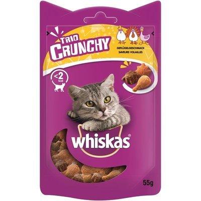 Whiskas Katzen Snack Trio-Crunchy Preview Image