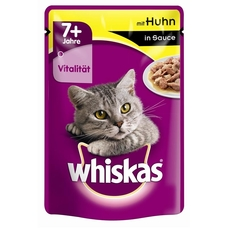 Whiskas Portionsbeutel 7+ Senior
