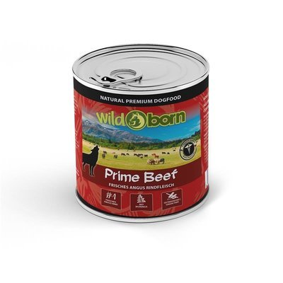 Wildborn Dog Dose Prime Beef 6er