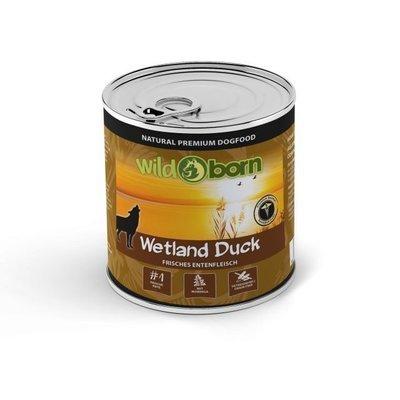 Wildborn Dose Wetland Duck mit Ente