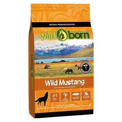 Wildborn Wild Mustang mit Pferdefleisch