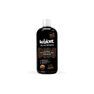 Wildcare Anti Matt Glanz Shampoo für Pferde