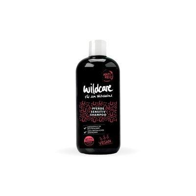 Wildcare Anti Reiz Sensitiv Shampoo für Pferde