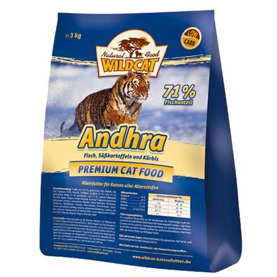 Wildcat Andhra Katzenfutter, 500 g