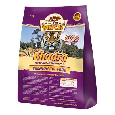 Wildcat Badhra Katzenfutter, 3 kg