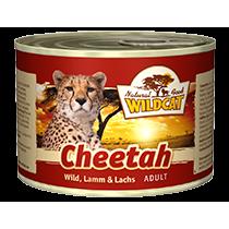 Wildcat Cheetah Katzenfutter Nassfutter Dosen