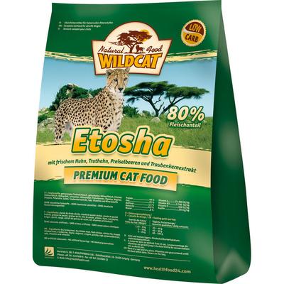 Wildcat Etosha Katzenfutter, 500g