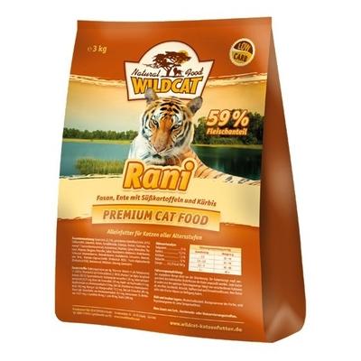 Wildcat Rani Katzenfutter, 500 g