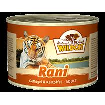 Wildcat Rani Katzenfutter Nassfutter Dosen