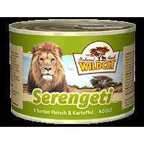 Wildcat Serengeti Katzenfutter Nassfutter Dosen