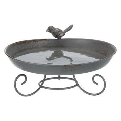TRIXIE Wildvogel Tränke aus Metall zum Hinstellen Preview Image