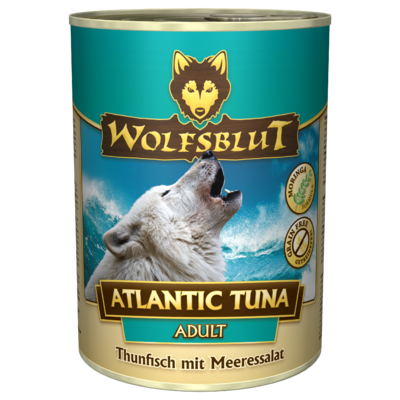 Wolfsblut Atlantic Tuna ADULT Nassfutter für Hunde