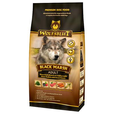 Wolfsblut Black Marsh Trockenfutter für Hunde