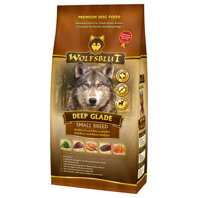 Wolfsblut Deep Glade Small Breed, 15 kg