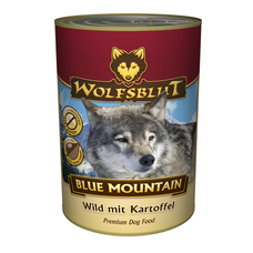 Wolfsblut Dose Blue Mountain, 6 x 800g