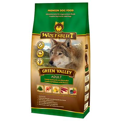 Wolfsblut Green Valley Hundefutter mit Lamm