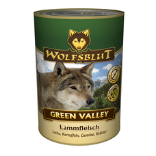 Wolfsblut Nassfutter Dose Green Valley, 6 x 800g