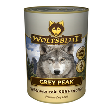 Wolfsblut Nassfutter Dose Grey Peak
