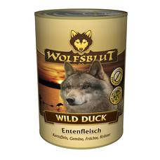 Wolfsblut Nassfutter Dose Wild Duck, 6 x 800g