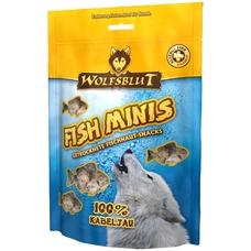 Wolfsblut Snack Fish Minis Kabeljau